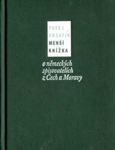 Menší knížka
