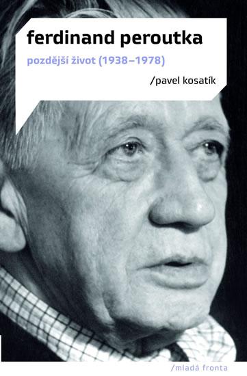 Ferdinand Peroutka, pozdější život (1938-1978)
